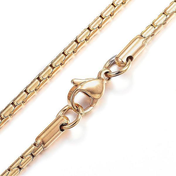 cadenas acero inoxidable joyeria queretaro mexico