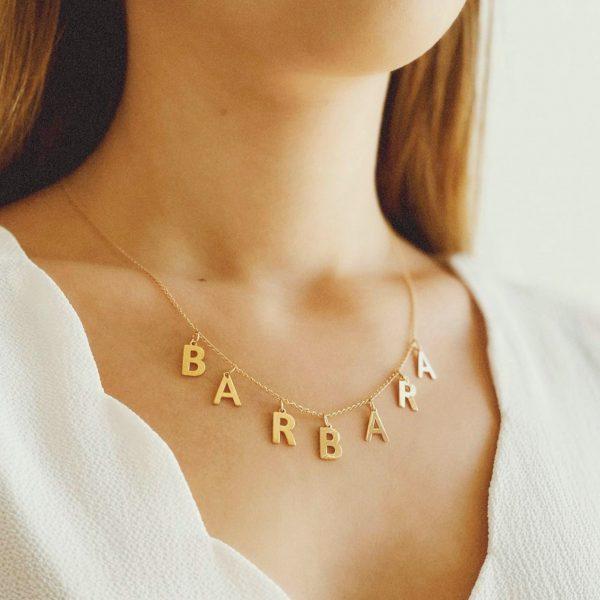 collar personalizado joyeria queretaro mexico okami nombre completo personalizado regalo