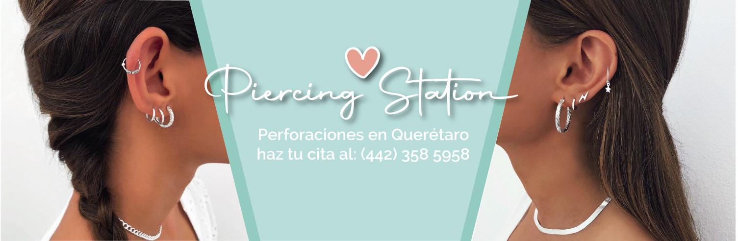 PIERCINGS PERFORACIONES EN QUERETARO MEXICO JOYERIA OKAMI