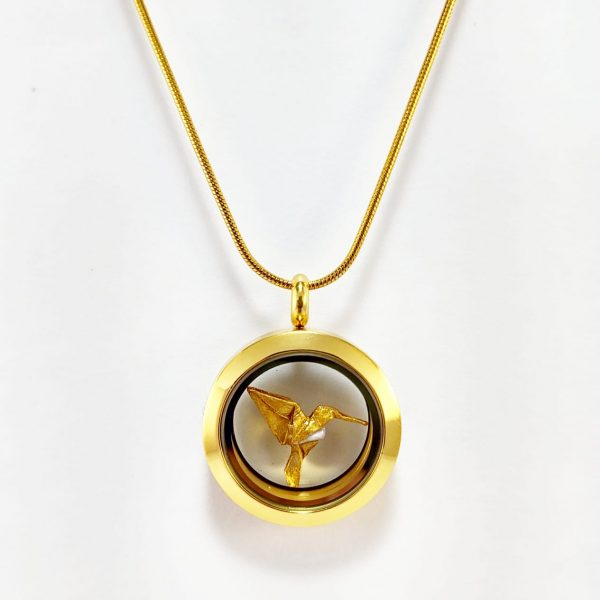 okami joyeria collar capsula acero inoxidable mexico queretaro regalo