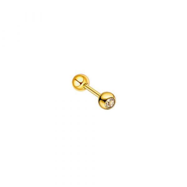 piercing perforacion oreja okami joyeria mexico queretaro