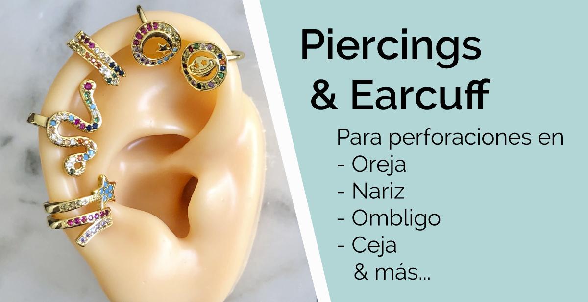 piercings perforaciones okami joyeria queretaro mexico acero inoxidable