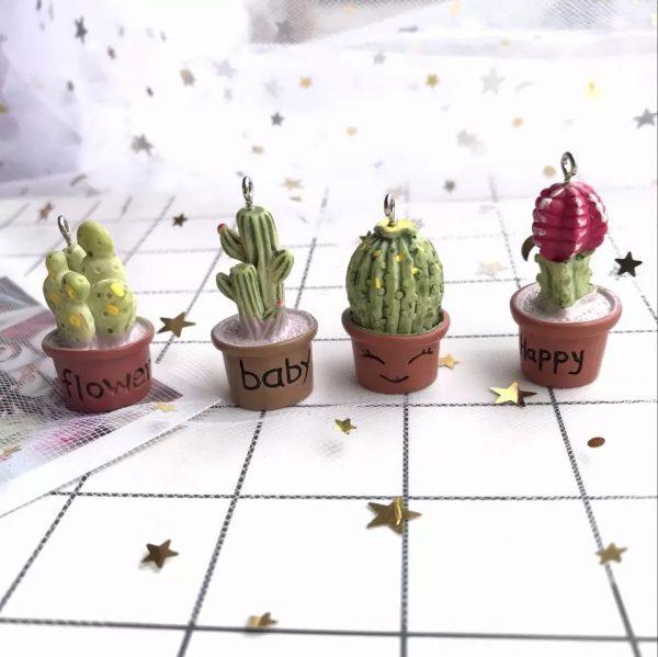 collares de cactus plantas joyeria queretaro mexico okami